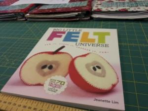 Big Little Felt Universe - Jeanette Lim