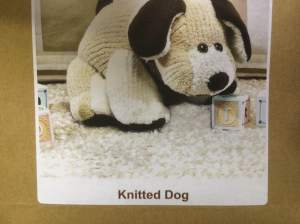 Twilleys Knitting kits with everything included.