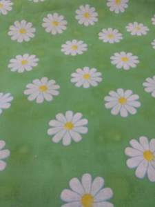 Daisy 100% cotton