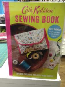 sewing patterns included
