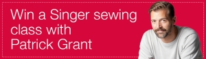 Patrick Grant Singer sewing competition