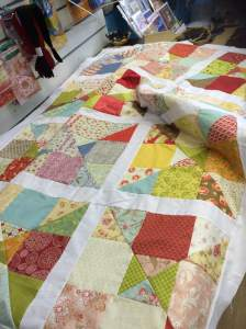 ongoing quilt