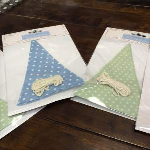 Beautiful Bunting Kits
