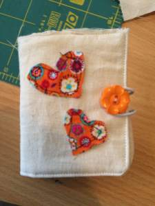 Our 12-16yr group have been putting their new sewing machine skills to the test with these gorgeous pin cushions and needle book cases